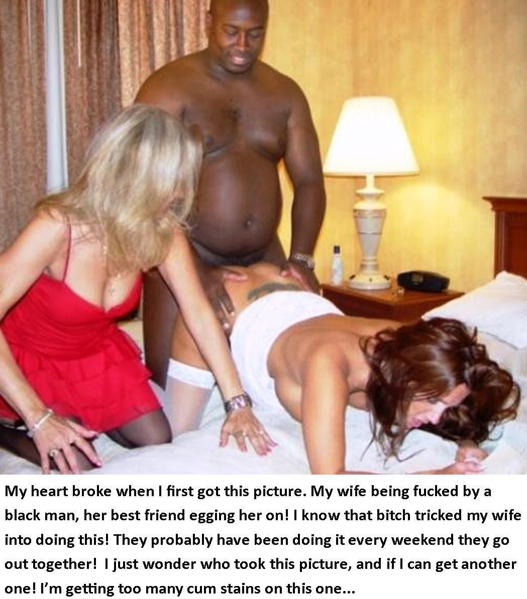 Wife Sucks Huge Black Cock