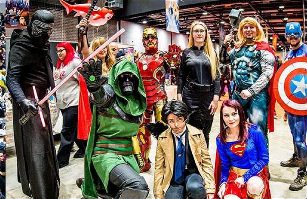 ВТюмени пройдет первый вРоссии международный образовательный фестиваль комиксов