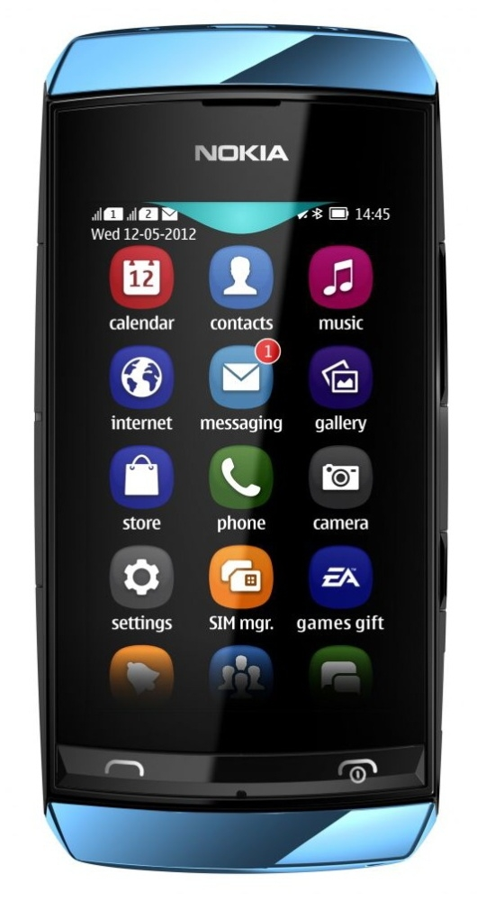 WhatsApp for Nokia Asha 303, download and install