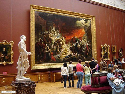 Наорганизацию выставки работ Карла Брюллова воВладивостоке и«ДниЭрмитажа» выделили 13,2млнрублей