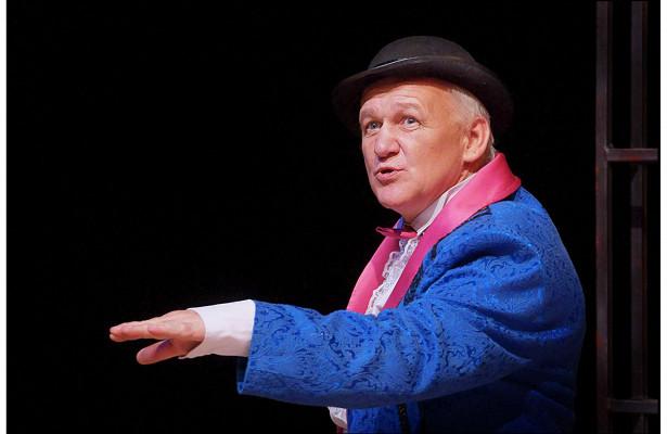 Актер челябинского театра: Грусть двигает кпрогрессу