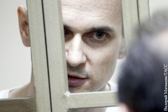 КакСенцов стал персонажем либерального фейка