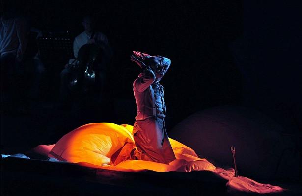 Спектакль помотивам «Маленького принца» далстарт XIЗимнему фестивалю искусств вСочи