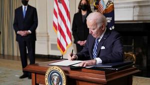 Байден подписал триуказа опротиводействии изменению климата