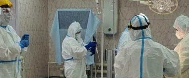 ВПетропавловске-Камчатском разворачивают ещёодин моногоспиталь дляковид-больных