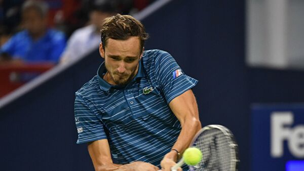 Даниил Медведев оценил поражение наSt. Petersburg Open