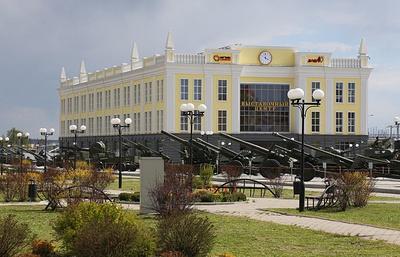 Музейный комплекс УГМК в2017 году посетило рекордное количество гостей