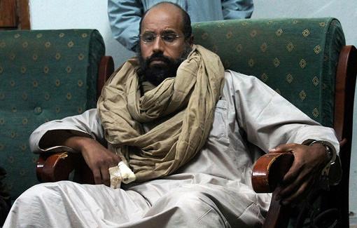 СынКаддафи объявил опланах восстановить единство Ливии