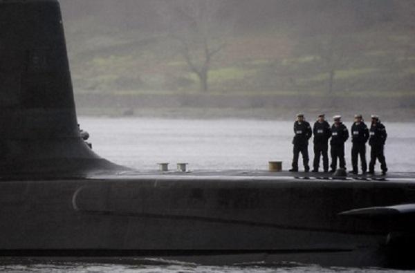 Пьяного подводника застали завыгрузкой ядерных ракет