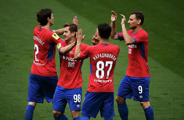 ЦСКА узнал своих соперников вЛиге Европы