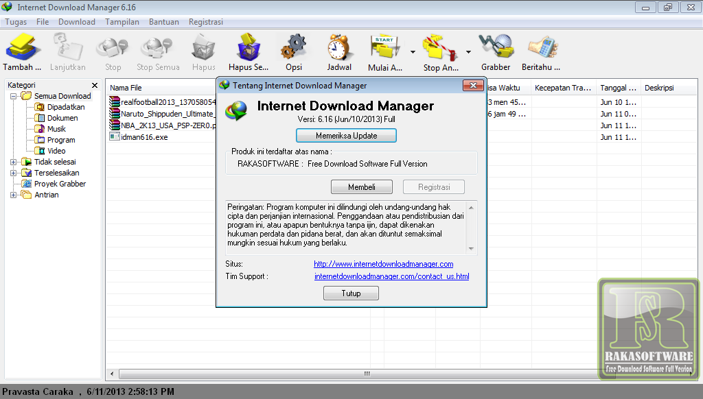 Download IDM crack version 630 serial key free 2018