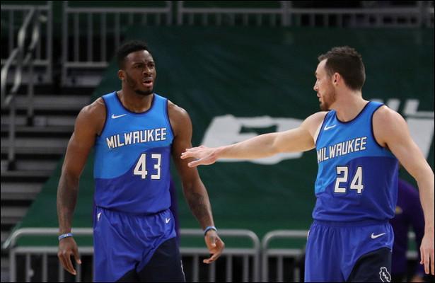 «Милуоки» обыграл «Портленд» вматче НБА