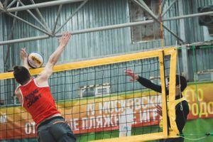 ВРоссии впервые прошел турнир вформате «King ofthecourt» попляжному волейболу
