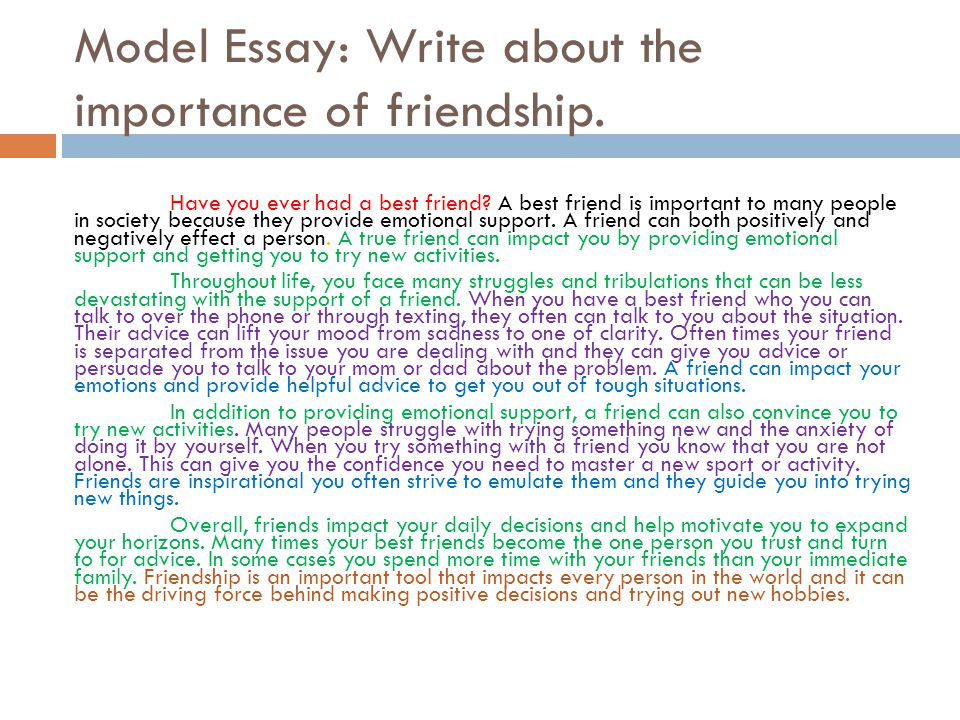 French Essays - Free Essays on French