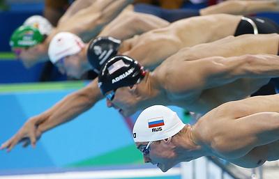 Россиянин Владимир Морозов завоевал серебро ЧМпоплаванию