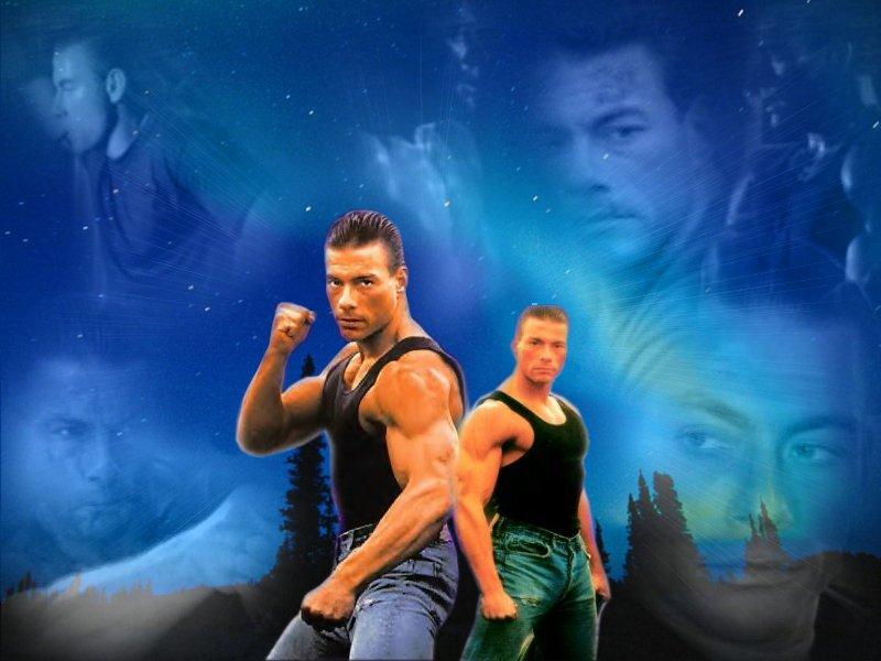 Double Impact - Jean Claude Van Damme - Video