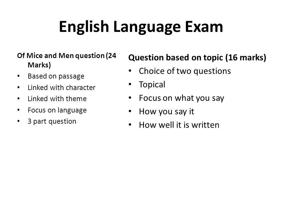 English dissertation topics - English Topic Ideas