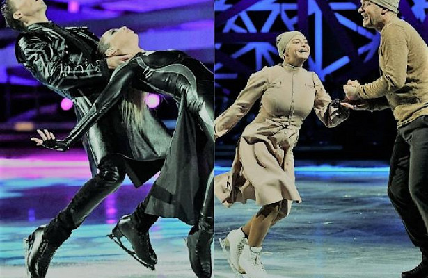 Полуфинал «Ледникового периода»: Бузова выступит вчерном латексе, аПегова сыграет смертельно больную девушку