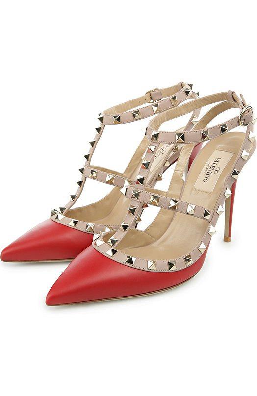 Туфли valentino rockstud копия