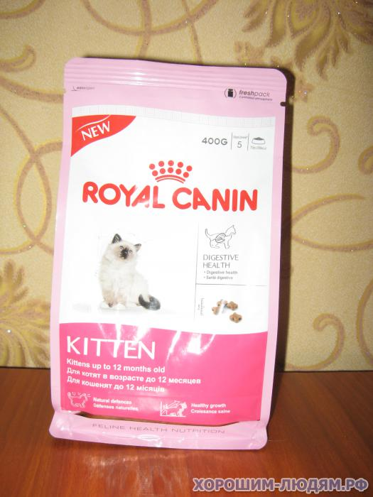 Марс корм royal canin