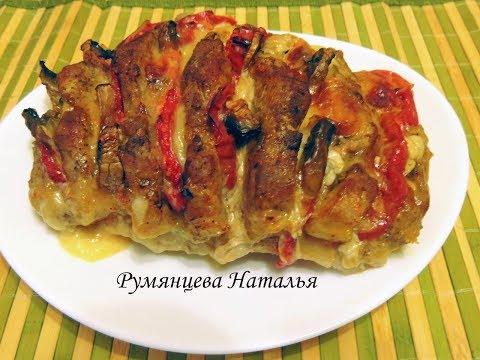 Рецепт из мяса свинины быстро и вкусно с фото в духовке