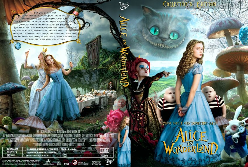 Alice in Wonderland Movie Free Download HD - FOU