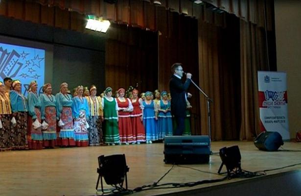 Фестиваль «Душа баяна» подарил Алексеевскому району музыкальную феерию