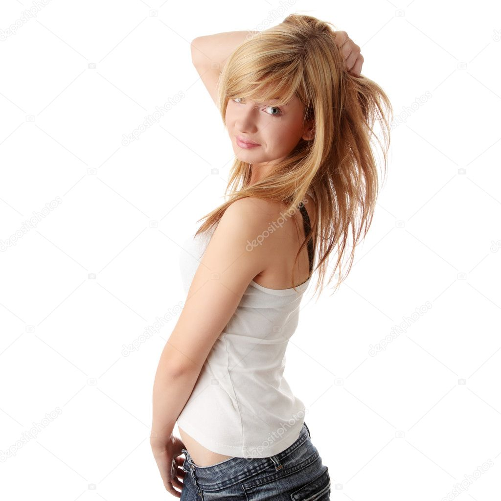 Comment candid redhead teen view