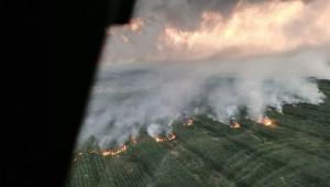 Жилые дома загорелись подРостовом