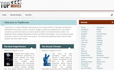 Free Movie Streaming Sites To Watch Movies 2018