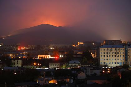 Азербайджан обвинил Армению виспользовании фосфорных бомб