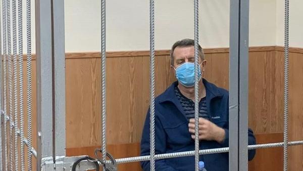 СКпопросил продлить арест экс-замглавы ФСИН Максименко