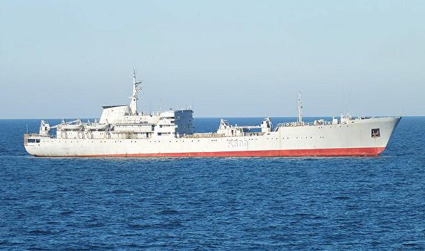 Корабли ВМСУкраины появились уберегов Крыма