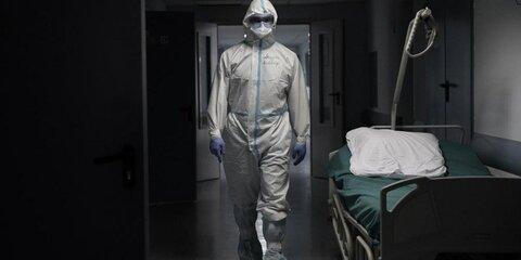 Штаб: ВМоскве скончались 54пациента скоронавирусом