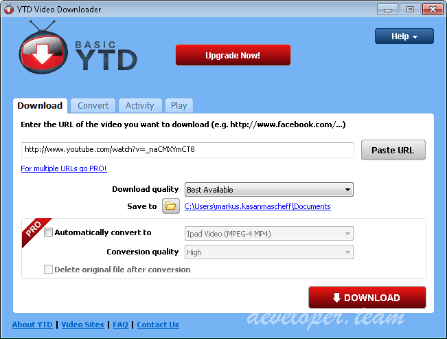 X Downloader for YouTube - microsoftcom