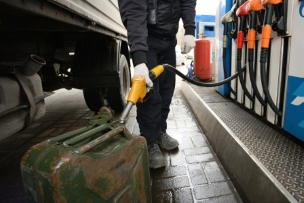 ВХабаровске возник дефицит бензина