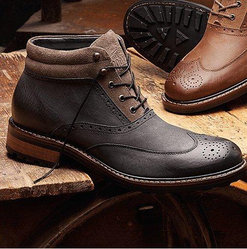 Мужская осенняя обувь купить спб