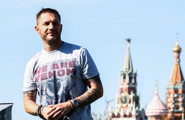 ТомХарди возглавил рейтинг самых популярных зарубежных актеров уроссиян