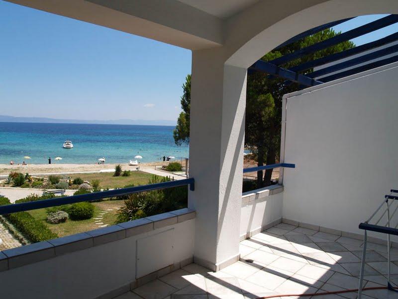 Новое жилье в остров Ситония на берегу моря