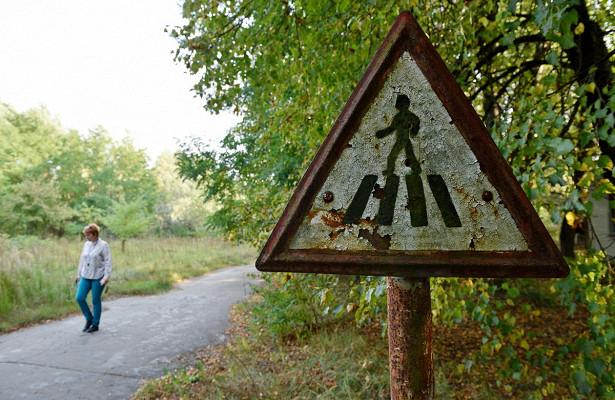 Украина пригласит вЧернобыль туристов