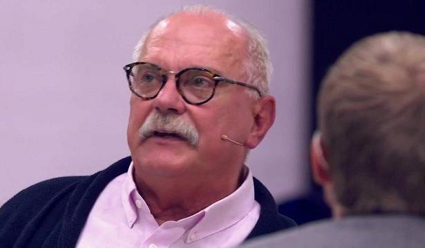 «Ябылегорабом»: Михалков рассказал оКончаловском