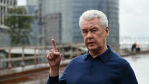 Собянин призвал москвичей «нерасслабляться»