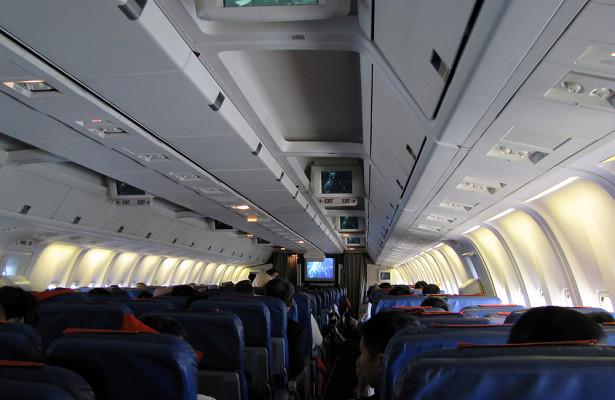 «Пассажиров везут, набив, какселедок вбочке»