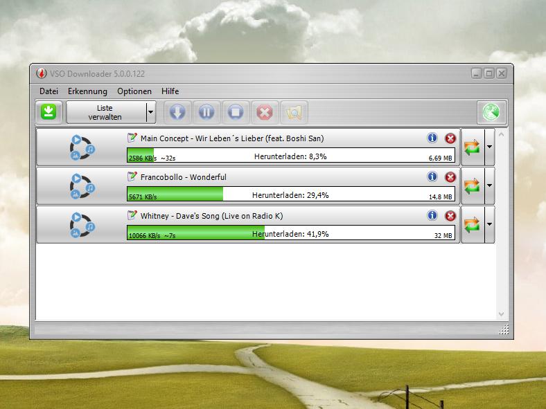 VSO Downloader 45017 (free) - Download latest