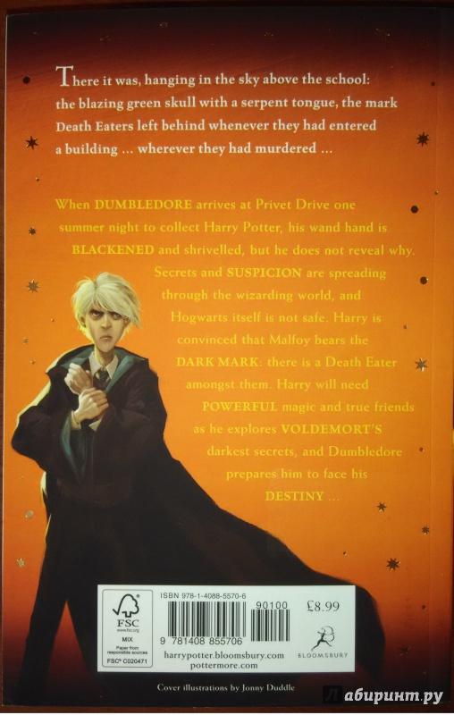 SparkNotes: Harry Potter and the Half-Blood Prince