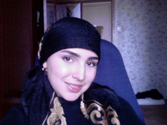 Она ищет его исламский сайт