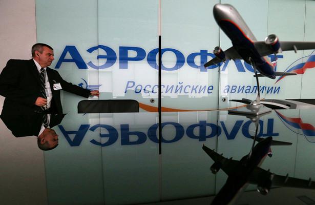 Акции «Аэрофлота» наМосбирже выросли на5%