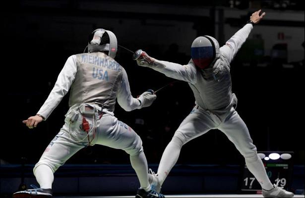 Московские спортсмены стали призерами ипобедителями соревнований Кубка России пофехтованию