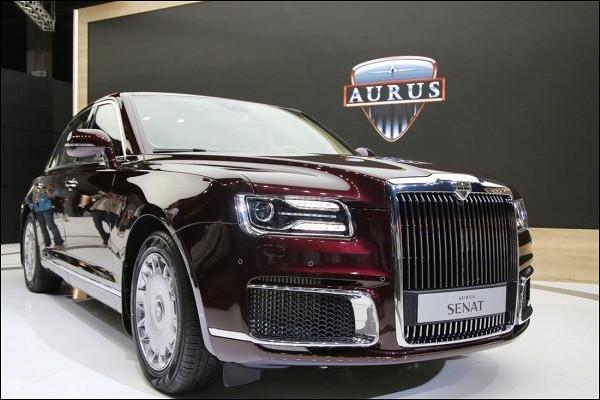 Нашответ Bentley: президентский Aurus превзошел всеожидания
