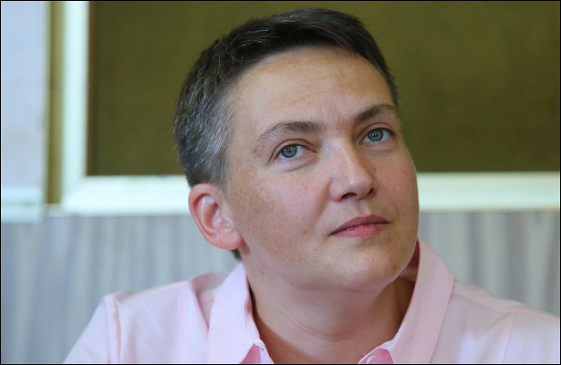 Савченко предрекла Украине новый «майдан»